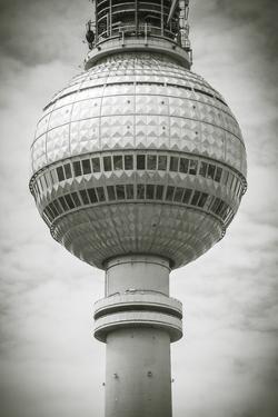 Fernsehturm, Alexanderplatz, Berlin, Germany by Jon Arnold