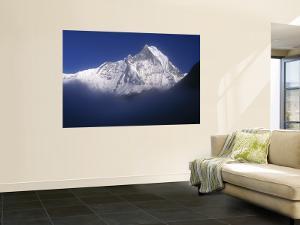 Fishtail Mountain, Annapurna Range, Nepal by Jon Arnold