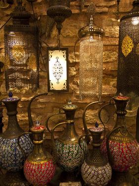 Grand Bazaar, Istanbul, Turkey by Jon Arnold