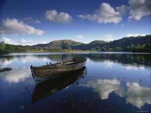 Grasmere, Lake District, Cumbria, England by Jon Arnold