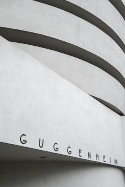 Guggenheim Museum, 5th Avenue, Manhattan, New York City, New York, USA by Jon Arnold