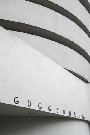 Guggenheim Museum, 5th Avenue, Manhattan, New York City, New York, USA by Jon Arnold