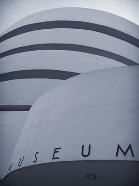 Guggenheim Museum (By Frank Lloyd Wright), Upper East Side, Manhattan, New York City, USA by Jon Arnold