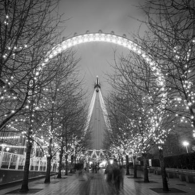 London Eye (Millennium Wheel), South Bank, London, England