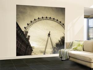London Eye, South Bank, London, England, UK by Jon Arnold