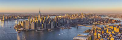 Lower Manhattan from Brooklyn, New York City, New York, USA by Jon Arnold