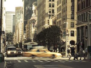 Lower Park Avenue, Manhattan, New York City, USA by Jon Arnold
