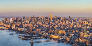 Manhattan, New York City, New York, USA by Jon Arnold