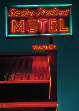 Motel Sign by Jon Arnold