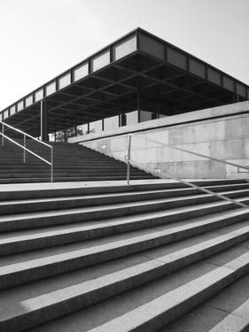 Neue Nationalgalerie (By Mies Van Der Rohe), Berlin, Germany by Jon Arnold