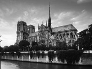 Notre Dame, Paris, France by Jon Arnold