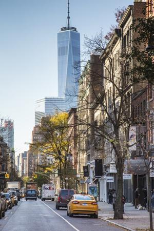 One World Trade Center from Soho, New York City, New York, USA by Jon Arnold