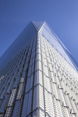 One World Trade Center, Lower Manhattan, New York City, New York, USA by Jon Arnold