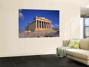 Parthenon, Acropolis, Athens, Greece by Jon Arnold