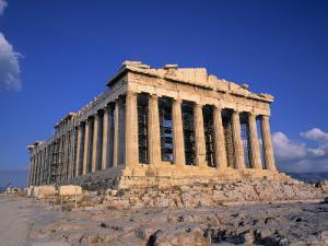 Parthenon, Acropolis, Athens, Greece by Jon Arnold