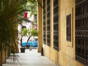Paseo De Marti (Paseo Del Prado), Havana, Cuba by Jon Arnold