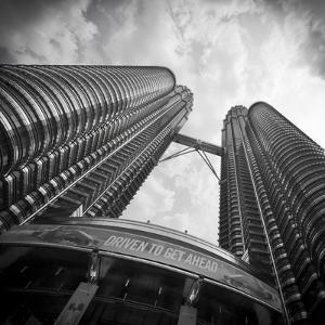 Petronas Towers, Kuala Lumpur, Malaysia by Jon Arnold