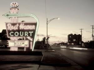 Route 66, Springfied, Missouri by Jon Arnold