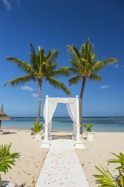 Sugar Beach Resort, Flic-En-Flac, Rivière Noire (Black River), West Coast, Mauritius by Jon Arnold