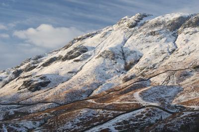 A scene from Borrowdale, Lake District National Park, Cumbria, England, United Kingdom, Europe
