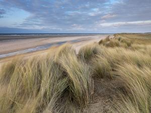 A Spring Evening at Holkham Bay, Norfolk, England by Jon Gibbs