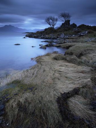 Towards the Scottish Mainland from Camascross, Isle of Skye, Scotland