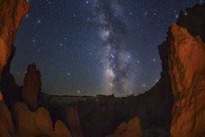 Bryce Canyon at Night by Jon Hicks
