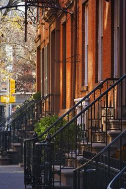 Greenwich Village Architecture. by Jon Hicks