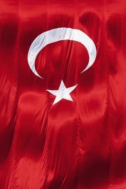 National Flag of Turkey. by Jon Hicks