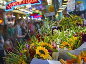 Pike Place Market. by Jon Hicks