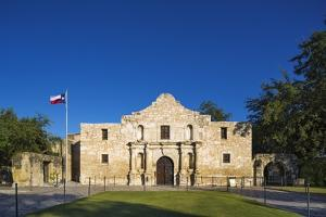The Alamo. by Jon Hicks