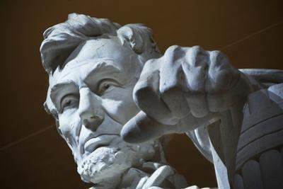 The Lincoln Memorial, Washington Dc. by Jon Hicks