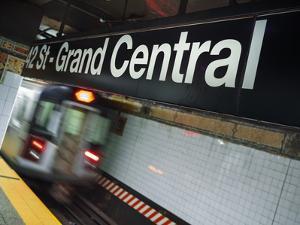 The New York City Subway. by Jon Hicks