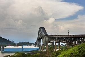 The Puente De Las Americas near Panama City. by Jon Hicks