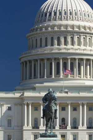 The US Capitol, Washington Dc. by Jon Hicks