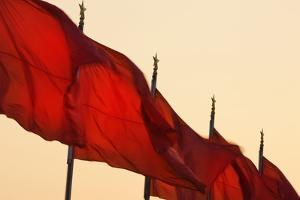 Tiananmen Square. by Jon Hicks