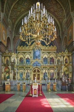 Uspenski Orthodox Cathedral by Jon Hicks