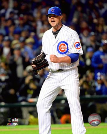 Jon Lester Game 1 of the 2016 National League Division Series