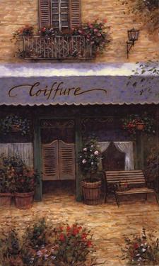 Coiffure by Jon McNaughton