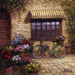 Flower Peddler by Jon McNaughton