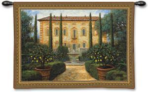 Italian Villa by Jon McNaughton