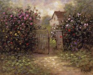 Rose Gate by Jon McNaughton