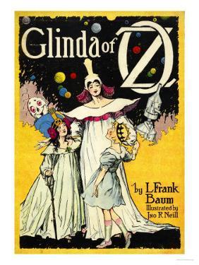 Glinda of Oz by Jon R^ Neill