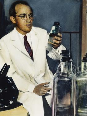 Jonas Salk (1914-1995)