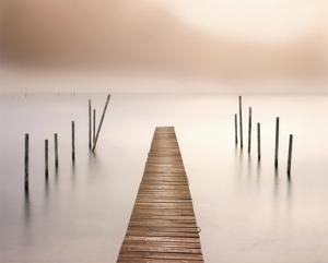 Lake Walk I by Jonathan Critchley
