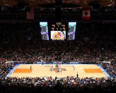 Boston Celtics v New York Knicks - Game Three, New York, NY - APRIL 22
