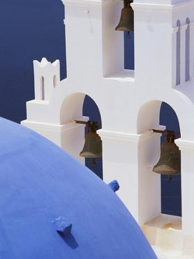 Bell Cote of Greek Church by Jonathan Hicks