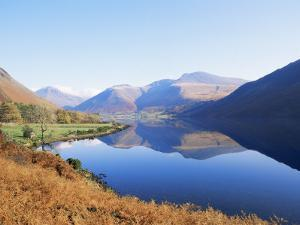 Wastwater, Lake District National Park, Cumbria, England, United Kingdom by Jonathan Hodson