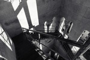 A Stairway Inside Diocletian's Palace in Split by Jonathan Irish