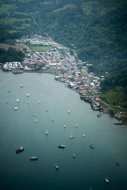 Aerial View of Portobelo, Panama by Jonathan Kingston